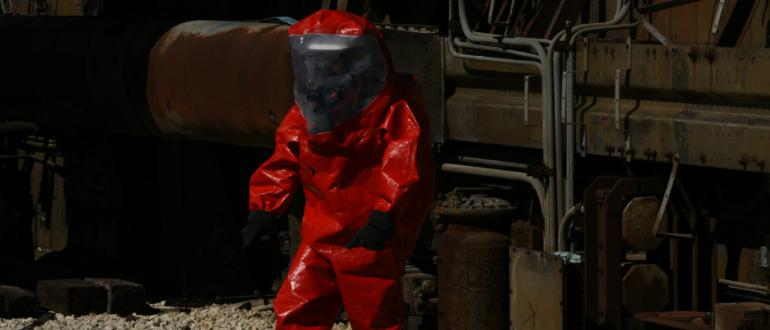 ONESUIT Flash 2 hazmat suit protects in the harshest environments